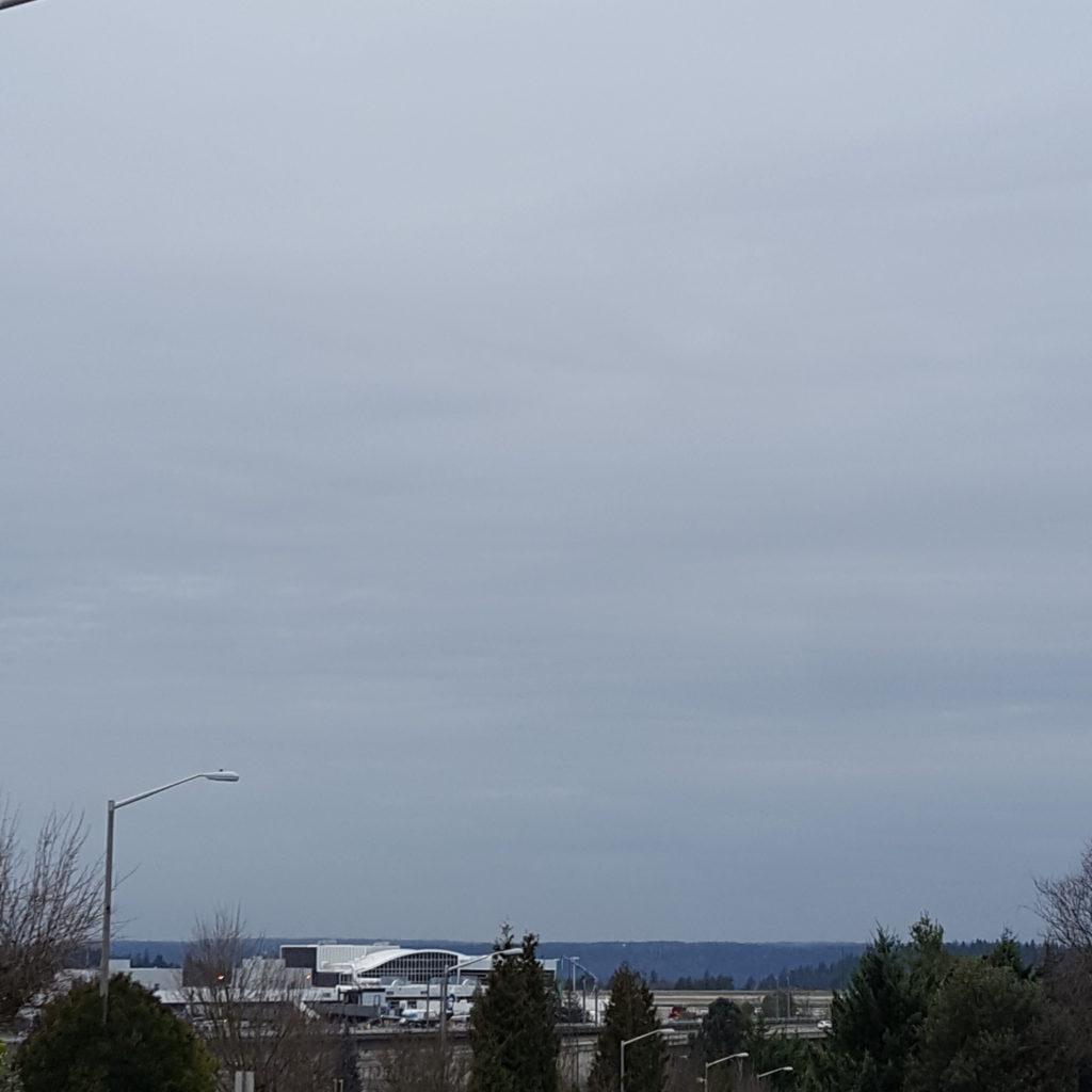 Seattle - Tacoma Sky