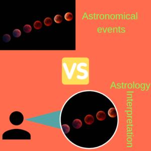 Astronomy - Astrology