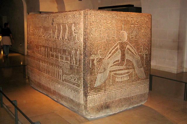 Pharaoh tomb example