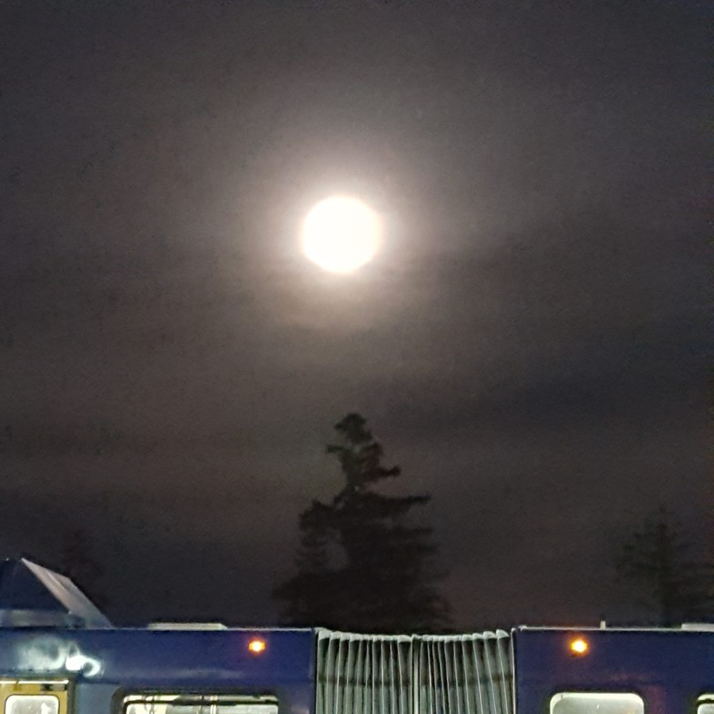 Full Moon on Spring Equinox 2019