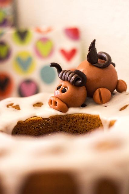 Birthday cake Taurus
