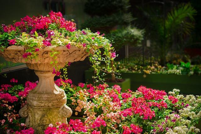 Venus in Taurus express love beauty in garden