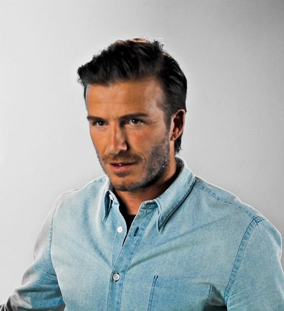 Taurus Man David Beckham