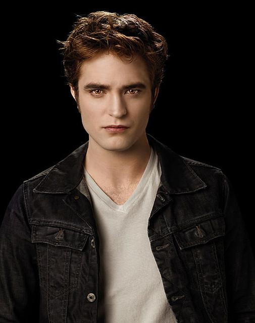 Taurus Man - Vampire Robert Pattinson