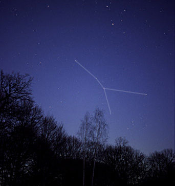 Cancer Constellation stars