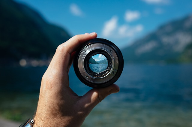 Cancerian view everything objective as the camera lens