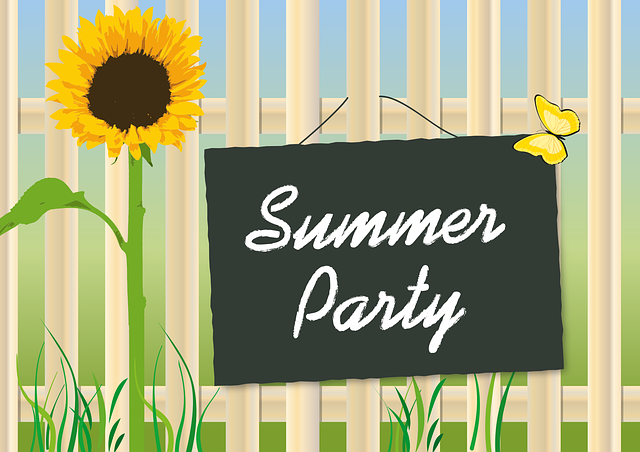 summer party time