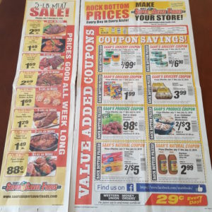 Saars-super savers food weekly ad