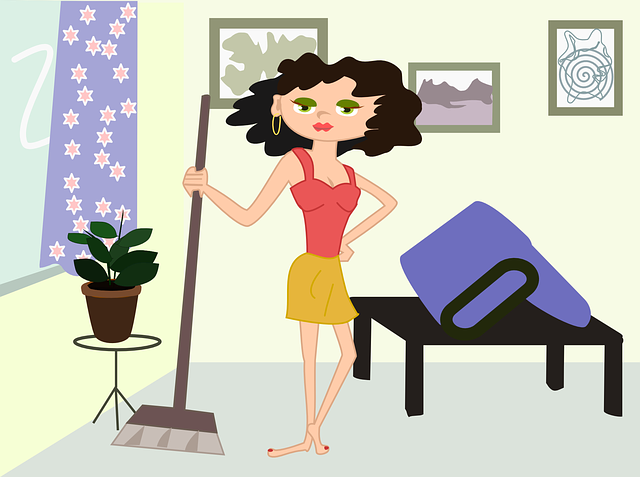 Cancer Virgo shares the housework