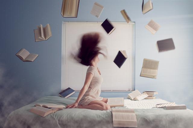 reading book hobby