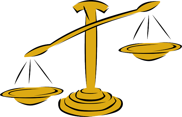 Unbalanced scale