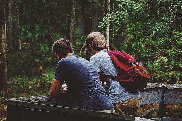 friendship between men