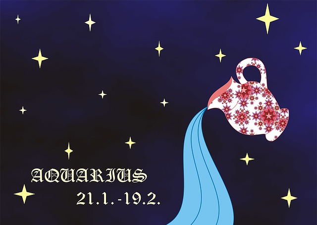 aquarius month