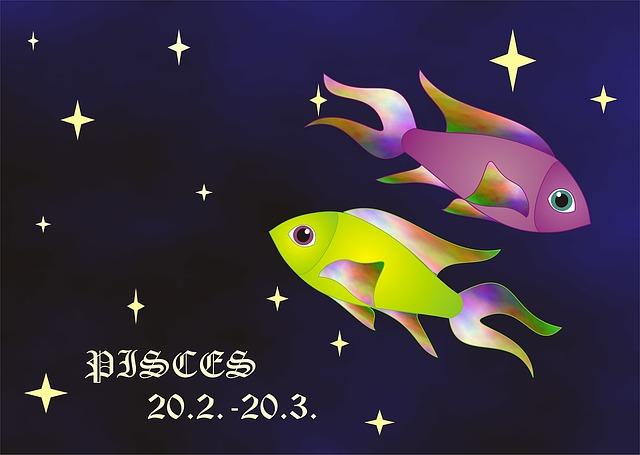 Pisces month birthdays